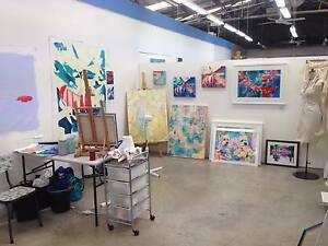 Spacious Art Studio Space for short term rental Newtown Inner Sydney Preview
