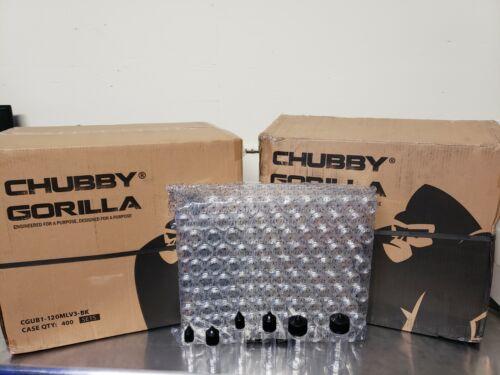 Chubby Gorilla V3 PET Transparent Bottles 15ML, 30ML, 60ML, 100ML, 120ML Unicorn