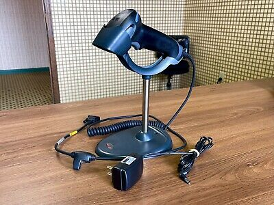Honeywell Xenon 1900 Barcode Scanner With Cable Stand