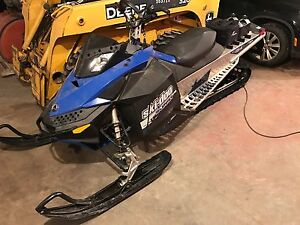 2010 skidoo summit 800