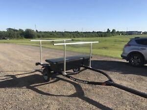 Kayak/canoe trailer, new condition