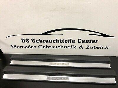 Orig. Mercedes CLK W208 Facelift Einstiegsleisten Leisten Anthrazit A2086800835
