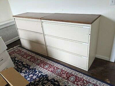 Lateral File Cabinets - 3 4 Or 5 Drawers