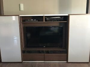 Large TV/entertainment unit