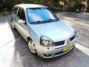 2003 Renault Clio Sport Hatchback Ryde Ryde Area Preview