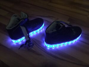LED Colour Changing Sneakers