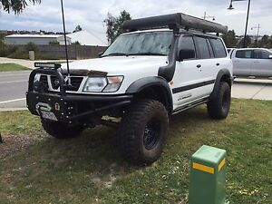 Nissan Patrol GU ST 4.2 Turbo Diesel Twin Locked 35s Cranbourne Casey Area Preview