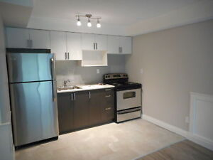 AVAILABLE NOW - 1 BDRM Beautiful Newly renovated