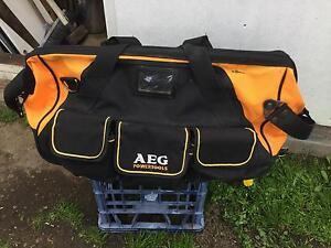 AEG  Powertool  bag in Good condation Fairfield Fairfield Area Preview