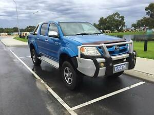 2006 Toyota Hilux Ute Morley Bayswater Area Preview