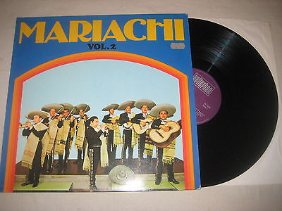 Miguel Dias - Mariachi Vol 2    Vinyl  LP