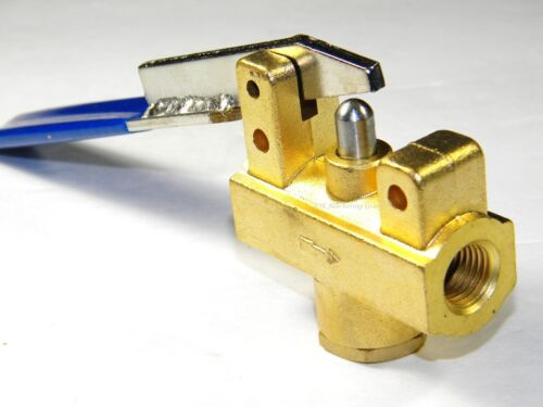 Carpet Cleaning Heavy Duty Angle-Valve for Wands