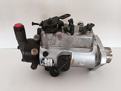 Ford 4600 Tractor Ind. 550 W201 Engine Diesel Fuel Injection Pump - New C.a.v.