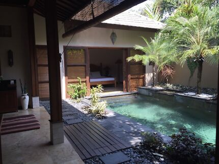 Beautiful private Villa in Bali,holiday, live or rent, must sell
