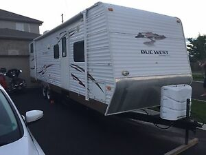 2010 Due West 29ft Travel Trailer