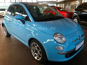 FIAT 500  Lounge *Twin Air*Klima.*Pano.*Bluetooth