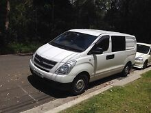 Hyundai van iload 2012 diesel Chatswood Willoughby Area Preview