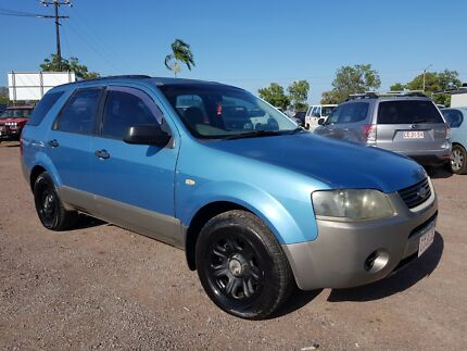2005 Ford Territory TX (RWD) Holtze Litchfield Area Preview