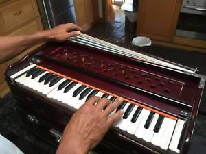 Indian Harmonium new condition   Keyboards & Pianos   Gumtree