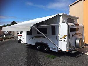 Jayco Sterling pop top caravan Coffs Harbour Coffs Harbour City Preview