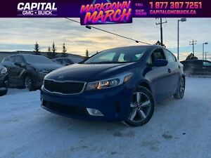 2018 Kia Forte LX+ | HEATED SEATS | REAR CAMERA | 50K KMS
