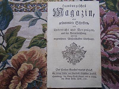1750 ... Magazin 4 / Ackerbau Landwirtschaft Teil 2 / Schifffahrt / Bergbau 2