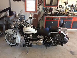 2004 Harley soft tail heritage special