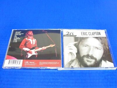 Eric Clapton - The Best Of Eric Clapton - Classic Rock CD Excellent