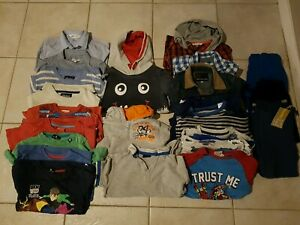 Age 4-5 bundle of clothes (mainly winter)