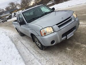 Nissan pick up truck runs great open to trades