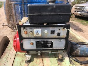 Old generator that works great