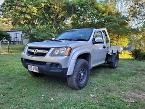 2010 Holden Colorado Lx (4x4) 5 Sp Manual C/chas