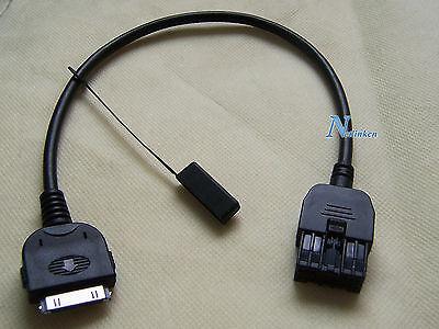 (AUX INPUT CABLE For 2009-2013 Nissan Altima Frontier GT-R 284H2-ZT50A)