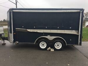 16 foot Refrigerated Trailer priced to sell