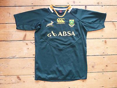 Groß Südafrika Rugby Hemd Trikot Maroc Heimspiel-Trikot Sprinboks