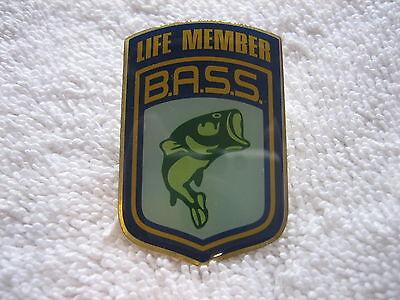 Bassmaster Life Member Pin