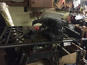 """Craftsman 10"""" Cabinetmakers Table Saw"""