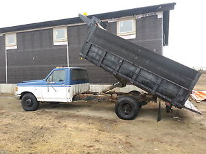 1988 Ford F-350 dump truck Other