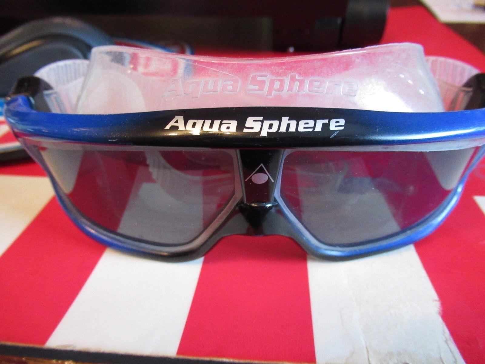 Taucherbrille mit Nasenklammer ,für Rollentraining im Hallenbad mit Boot