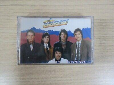 Los Temerarios - Te Quiero Korea Cassette Tape Sealed NEW