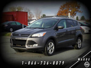 2013 Ford Escape SE 4WD + ECOBOOST + BLUETOOTH + A/C