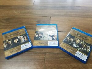 Lord of the rings blu rays Embleton Bayswater Area Preview