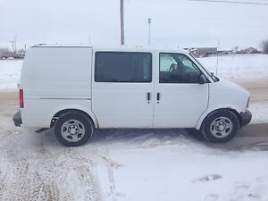 2003 Astro all wheel drive Contractor van $2500 obo