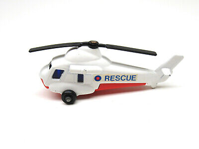 MATCHBOX SUPERFAST #75 SEASPRITE RESCUE HELICOPTER