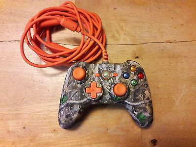 Power A xbox 360 Real Tree Mini Pro EX Wired controller
