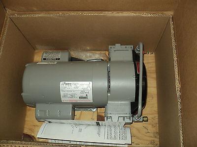 Rietschle Thomas Ta-7102 Compressorvacuum Pump 1 Hp 115230 V