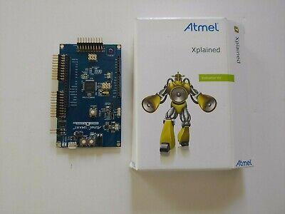 Microchip Atmel Atsamc21-xpro Xplained Pro Evaluation Kit Development Board