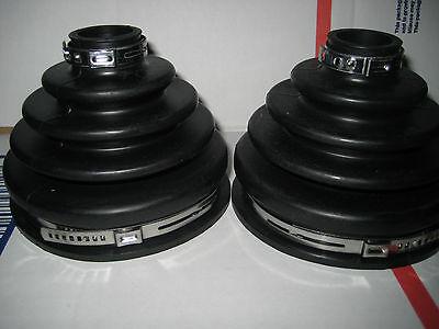Passat Cv Joint (Set of 2 CV Axle Boot for Outer Joint   Passat Audi A6 A4 S4 BMW X5 )