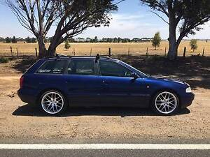 1998 Audi A4 Wagon Quattro 1.8T Lara Outer Geelong Preview