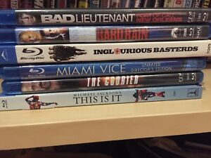 Dvds and Blu-rays for Sale!